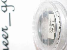 ASAHI PENTAX 30.5mm W21 close up FILTER W/CASE for Pentax auto 110 slr camera