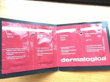 Dermalogica Shave Kit (Scrub, Pre-Shave, Soothing, Defense) - Samples