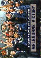 Melbourne Victory 2015 Season Soccer Trading Cards
