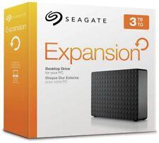 3TB Seagate Expansion 3.0 Desktop Hard Drive - GorillaSpoke, Free Worldwide P&P!