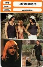 FICHE CINEMA : LES VALSEUSES - Depardieu,Dewaere,Moreau,Blier 1974 Going Places