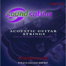 + SOUNDSATION SAWPH-420 - Muta 6 corde per chitarra acustica 10-47