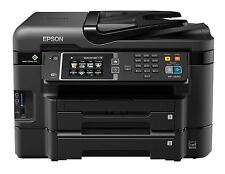 Epson WorkForce WF-3640DTWF Wireless WiFi A4 4-in-1 Business Printer With Ink