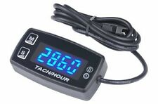 Andytach digital LED tachometer and thermometer for air cooled engine 12V