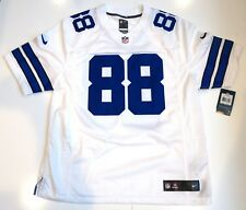 7280b4797 DEZ BRYANT NFL MENS DALLAS COWBOYS NIKE WHITE LIMITED STITCHED JERSEY  150  XL