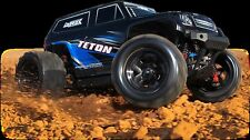 LaTrax Traxxas 1/18 Teton 4WD RTR R/C 2.4GHz Car With Battery/Charger TRA760545