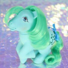 Vintage My Little Pony MEDLEY Teal Green Music Note Pegasus G1 MLP REHAIR BH880