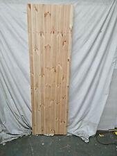 Carlton Tall Wooden Garden Side Gate 620mm W x 2035mm H Flat Top timber gate