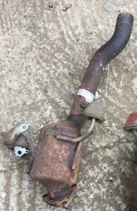 N/S Porsche Cayenne S 955 4.5l Primary Cat Catalytic Converter (or £500 Pair)
