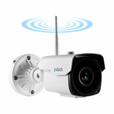 H265 Wifi Wireless Varifocal Lenses Remote Viewing 2.4MP 132ft Night CCTV Camera
