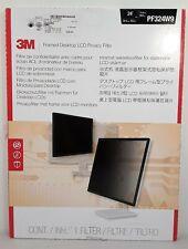 3M PF324W9 Framed Privacy Filter for Desktop LCD/CRT Monitor #3980