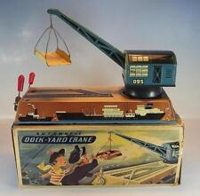 Biller 095 Blech Automatic Dock Yard Crane in O-Box #1661