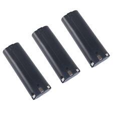 3Pcs 7.2V 2000mAh Ni-CD Batterie pour MAKITA 7000 7002 7033 632003-4 192695-4