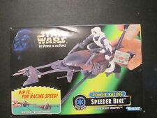 Star Wars Power of the Force Freeze Frame Speeder Bike