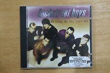 Backstreet Boys  – As Long As You Love Me      ( C141 )