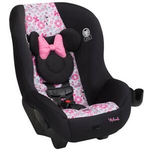 Disney Baby Convertible Car Seat Minnie Mouse Booster Seat Washable Lightweight
