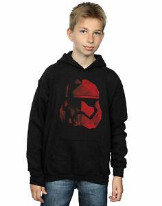 Star Wars The Rise Of Skywalker Sith Trooper Military Sign Hoodie Boys