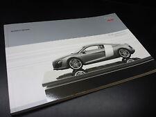 Audi collection Miniaturen Katalog 2008 Modellautos Broschüre Prospekt Heft Buch