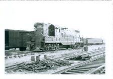 Vintage CGW-Chicago Great Western #121 diesel locomotive, Geo Niles Jr. photo