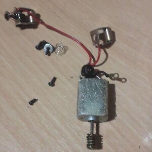 Lionel/K-Line  O scale Spare motor & bits for Handcar