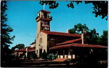 PASO ROBLES, CA California   PASO ROBLES INN    c1950s   Roadside   Postcard