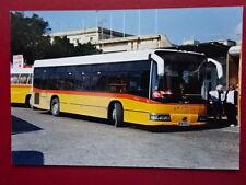 PHOTO  MALTA BUS TAL WATT REG FBY 806 VALLETTA