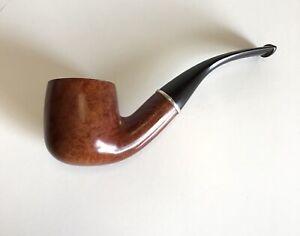 Pipa rara usata da collezione SAVINELLI PUNTO ORO 622 KS vintage con argento