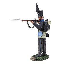 W Britain - Brunswick Leib Battalion Standing Firing No.2 #36153 Napoleonic