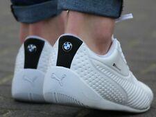 Mens Puma x BMW Motorsport Drift Cat 7S Ultra White Sneakers 306423-04 Men SZ 12