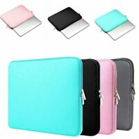 Laptop Notebook Sleeve Case Bag Pouch Cover For 11''13''14''15'' MacBook Air/Pro