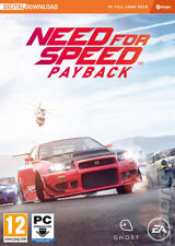 Need for Speed: Payback (PC) Racing: Car ***NEW*** FREE Shipping, Save £s