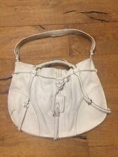 lamb skin Large White leather Hugo Boss bag Tote