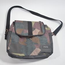 2015 WOMENS DAKINE MABLE LAPTOP BAG $50 camo USED sixteen liters shoulder bag