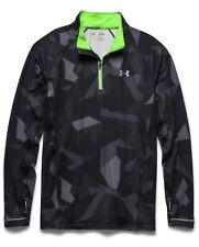 Under Armor Ua Launch Run Printed 1/4 Zip Sweater Mens Size Large 1265029