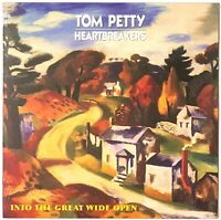 Tom Petty - Into The Great Wide Open [Current Pressing] LP Vinyl Record Album