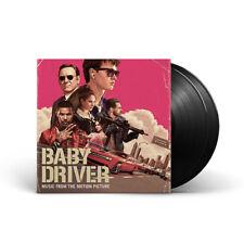 BABY DRIVER Soundtrack LP Vinyl BRAND NEW 2017 T Rex Blur Queen Kid Koala