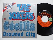THE JOKERS Cecilia Drowned city 10472 Pressage France Discotheque RTL