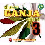 GUINNEY PEPPER, BUSHMAN... - Hi grade ganja anthems 3 - CD Album