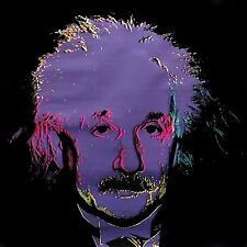 """STEVE KAUFMAN """"EINSTEIN"""" 