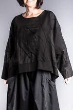 Leinene Damenblusen, - tops & -shirts L