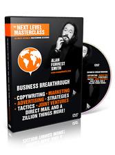 Advanced Marketing Training 7 Set DVD Alan Forrest Smith