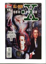 X-Files ,The (TV) 18 . Topps . 1996 -  FN / VF
