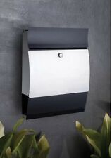 Sandleford WMB350 Delta Stainless Steel Wall Mount Letterbox MailBox