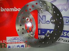 DISCO FRENO BREMBO TRASERO APRILIA 1000 RSV4 FÁBRICA TAE ABS 13> 68B407G6