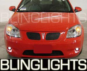 Non-Halo Fog Lamps light kit Pair For 2007-2010 Pontiac G5 gt 07 08 pursuit