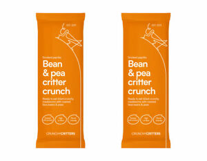 Crunchy Critters edible insects Smoked paprika Bean & pea critter crunch