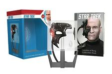 Star Trek Locutus of Borg Collectible Mask With Light and Sound New in Box
