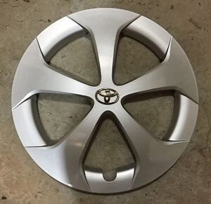 """61167 NEW 2012-2015 Toyota PRIUS 15"""" 5 Spoke Hubcap Wheelcover 2012 13 14 15"""