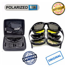 c0156286f9a7 Genuine Daisy C5 Polarized Army Sunglasses Goggles Men Military Sun Glasses  For