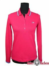Maglie e camicie da donna a manica lunga rosa taglia XS